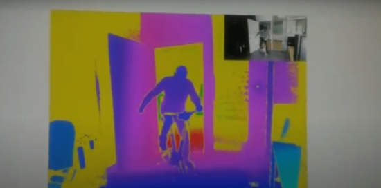 Kinect Usuhardware Eugenio Vitanza Ingegnere Catania Sicilia